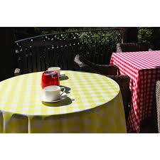 checd tablecloth events
