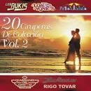 20 Gruperas de Coleccion, Vol. 2