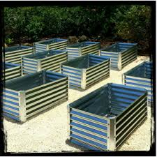 corrugated metal garden beds. Simple Corrugated Corrugated Metal Garden Beds Like Sb Has In Estate Garden To Corrugated Metal Garden Beds