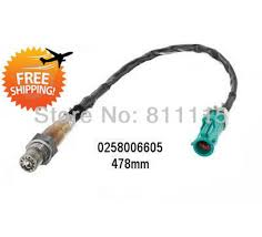 o2 sensor wire promotion shop for promotional o2 sensor wire on shipping oxygen sensor lambda sensor 0258006605 for ford focus 1 6ti 2005 06 before catalysator 4 wire o2 sensor