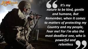 Army Quotes Inspiration These 48 Quotes On Indian Army Fill Your Heart With Pride Life 'N