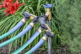 the best garden hose splitter for your