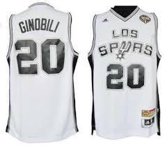 Jersey Los Noche m Ginobili Spurs Latina Size Manu 151850311 48