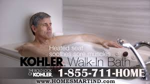 kohler walk in bath tub