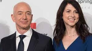 Dank Scheidung: MacKenzie Bezos mit ...