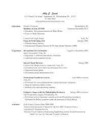 Receptionist Job Resume Objective Head Receptionist Sample Resume Mitocadorcoreano 41