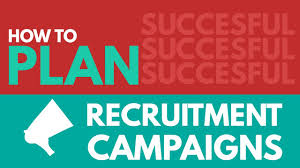 Design A Recruitment Plan How To Plan A Successful Recruitment Campaign