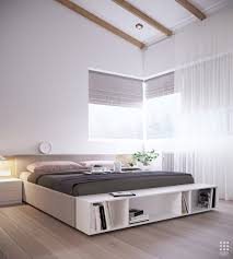 Home Designs: Modern Minimalist Bedroom Design - Industrial Home
