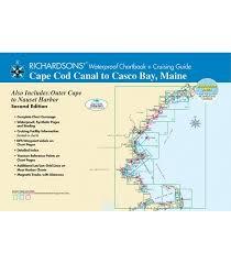 Cape Cod Chart Cape Cod Canal To Casco Bay 2nd Ed