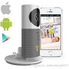 2018 New Video Baby Monitor Camera Compatible With IPhone & Android ...