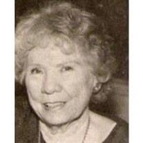Wanda Egan Rhodes Obituary - Visitation & Funeral Information