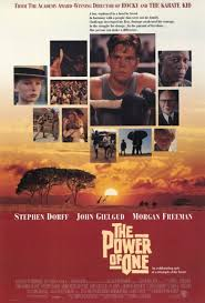 the power of one movie poster imp awards the power of one movie poster