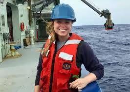 Eleanor Arrington | Interdepartmental Graduate Program in Marine ...