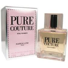<b>Karen Low Pure Couture</b> 3.4 OZ Womans Fragrance Spray ...