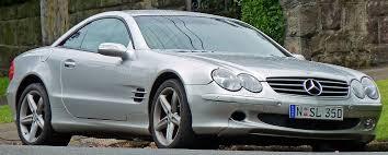 Mercedes-Benz SL-Class (R230) - Wikipedia