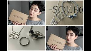 soufeel jewellery haul first impressions and review