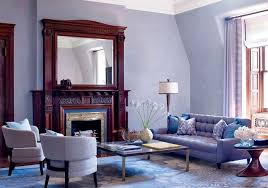 25 Relaxing Paint Color Combinations For Living Room And BedroomLavender Color Living Room