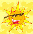 Image result for summer weather cartoon