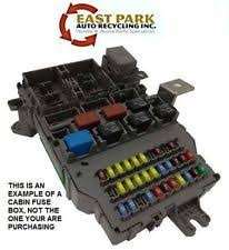 left car truck charging starting systems for honda genuine cabin fuse box left dash 03 2003 honda civic 2 dr ex 1 7l at auto