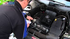 Power steering fluid is added to the power steering reservoir on a 1993 mercedes benz 400 sel. How To Top Up Your Power Steering Fluid Video Guide Youtube
