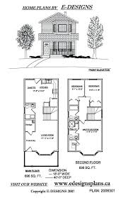 small 2 story house plans small two story house plans 2 y house plans with no