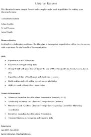 librarian resume examples  seangarrette colibrarian resume template sample