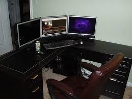 realspace magellan collection corner desk gaming