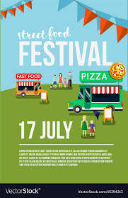 Event Flyers Free Food Truck Festival Event Flyer