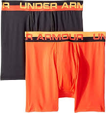 Amazon Com Under Armour Kids Boys 2 Pack Solid Performance