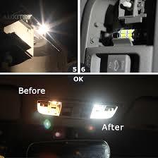 11x для <b>Ford</b> Fiesta 2011 2015 Белая светодиодная лампа для ...