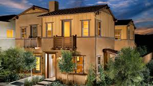 CalAtlantic Homes Heirloom at Esencia community in Rancho Mission Viejo, CA