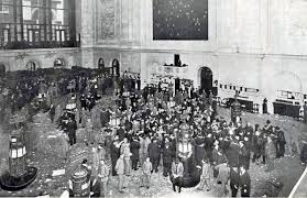 「On March 8, 1817, the New York Stock Exchange is established.」の画像検索結果