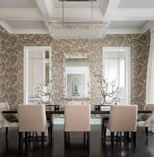 ... enchantinging room wallpaper ideas informal modern formal feature dining  room category with post adorable dining room ...