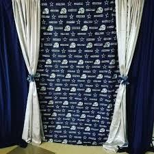 Dallas Cowboys Checks Designs Custom Event Backdrops Dallas Cowboys Theme Posh Designs