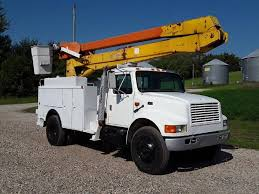 1996 International 4700 Bucket Truck BigIron Auctions