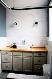 master bathroom renovation plywood