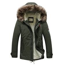 mens winter coats mens warm cotton winter casual jacket upset coats yxktoap