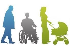 Забезпечення прав осіб з інвалідністю та             маломобільних груп населення