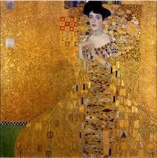 painting gold leaf - Google Search Gustav Klimt