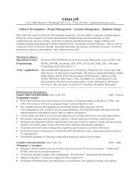Php 3 Years Experience Resume Resume For Your Job Application