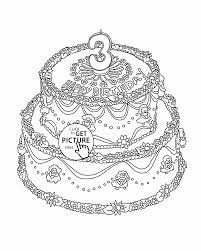 Small Picture Number 3 Coloring Page Coloring Coloring Pages