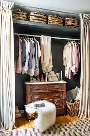 storage from a small closet