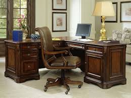 l shaped executive desk. Beautiful Desk Hooker Furniture Brookhaven Distressed Medium Cherry 68u0027u0027L X 79u0027u0027W  Rectangular Intended L Shaped Executive Desk H