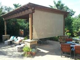 patio privacy shades modern style outdoor patio sun screens and custom roll shades for home or patio privacy shades outdoor