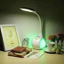 ottlite led desk lamp with colour changing base design ideas