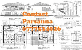 Small Picture Peaceful Design 4 House Plans In Sri Lanka One Story Modern House