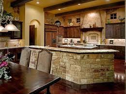 kitchen backsplash white cabinets brown countertop. Double Door Cabinet White Country Kitchen Designs Brown Wall Paint Color Sparkling Hanging Crystal Chandelier Backsplash Cabinets Countertop