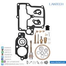 ARK009 TOYOTA 2E COROLLA CARBURETOR REBUILD KITS – Lantech Machinery ...