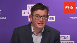 In a late night press conference on wednesday, premier daniel andrews announced household gathering limits would be slashed in half to just 15 and masks would once again be mandatory indoors. Dan Andrews October 22 Covid 19 Press Conference Rev