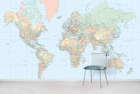 pastel world map world map wallpaper